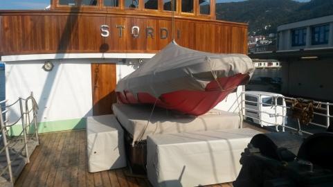 MOB-båttrekk