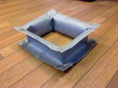 Mansjett HVAC(silikongummi/glassfiber)