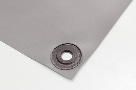 PVC-presenning